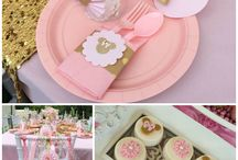 My Minnie Mouse Baby Shower / Ideas for my baby Shower :)