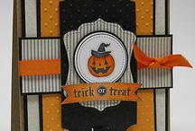Halloween Cards / by Terrie Golwitzer