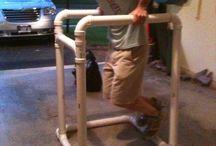 DIY Gym / Making gym easy at home