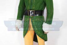 Elfo costume