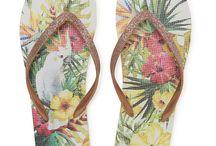 hibiscu sandals