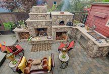 Outdoor kitchen / Garden projects