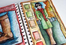 Journaling / by Christina Curran