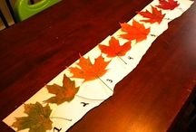 Autumn Ideas / This is a collection of educational ideas relating to Autumn. I have separate boards for Halloween and Thanksgiving, so this board focuses on seasonal change and ideas which young learners (preschool through early elementary) can readily grasp.