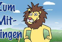 Löwenjagt