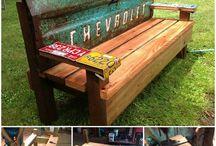 DIY - Reuse - reduse - recycle...