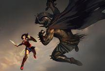 Wonder Woman vs Ares