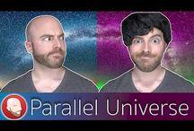 El yo cuántico, mundos paralelos