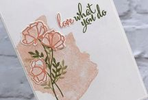 Stampin Up Cards 2918-2019 Two