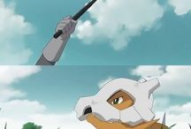 Cubone Files / Learning about one of the saddest pokemon, Cubone.
