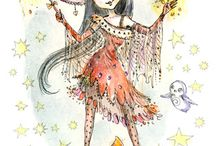 WICCA: Art of Paulina Cassidy