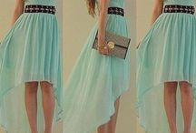 ~ Dresses ~ / Dresses i love or want to buy!