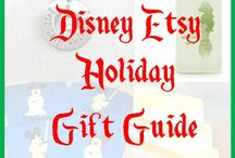 A Disney Christmas / Whether you're at the theme parks or at home, you can do Christmas Disney-style!