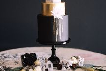 Cake {Wedding} / General Wedding Cakes.  I have a seperate folder for bright coloured cakes