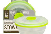 Reusable Food Containers / To-go Ware and thinksport