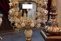 marcos de foto deco con joyas