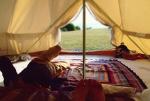my love for tent kinda thing ;P / by Daria B. Robbins