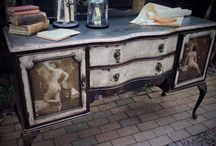 Painted furniture I love