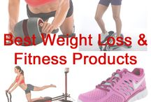 Best Weight Loss and Fitness Products / This board provides a list of recommended weight loss, health and fitness products. #fitness #fitfam #fitspo / by Clean Eating Recipes