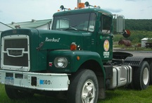 Trucks (Brockway) / by Lieutenant 107