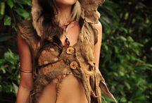 Pixie warrior
