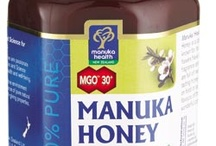 New Zealand's Famous Manuka Honey / One of New Zealand's renowned health product, that has the benefit to do wonders  for overall health A 100% natural food in the world shown to have EFFECTIVE and RELIABLE anti bacterial activity due to the active compound