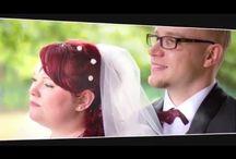Videos / Eine kleine Sammlung unterschiedlicher Diashows. So schön können Hochzeitserinnerungen sein.