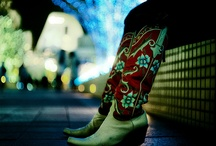 Cowgirl boots / by Terry McLeod
