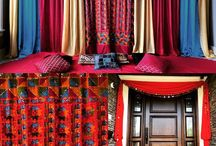 A Glimpse Of Punjabi Home Decor / Punjabi home are colourful and flamboyant. In this post we share with you the items unique to a Punjabi home