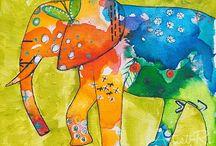 Artist-Ri Studio / Artwork by Rischa Heape of Artist-Ri Studio. Artist-Ri.com
