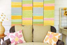 decorating ideas / by Aubrey Gross