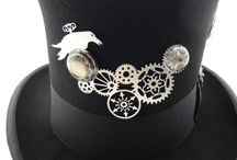 Steampunk Hats / by Kylie Hodges