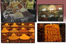 Pictures around the Globe / Pictures from India, Turkey and the Egyptian Spice Bazaar
