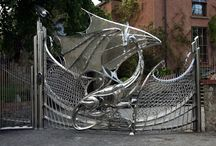 Dublin's dragon