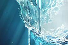 water - ocean - sea