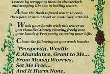 Money Hand wash