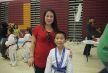 Tournaments / M.Y. Taekwondo's students love competing in tournaments! Check out these pictures of our students; they are all winners to us!