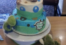 Baby Boy Dino Shower Ideas / by Ms. K