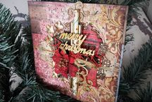 CCB Tattered Angels Christmas Cards