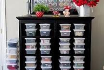 She organizes?? / by Deb Schweigert