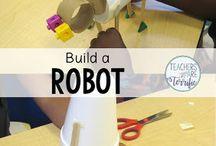 Stem robot challenge