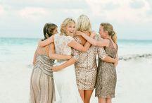 Gold Weddings / Contact us at weddingsbyfunjet.com to plan your dream destination wedding!