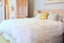 Master bedroom / by Emily Ramsiare