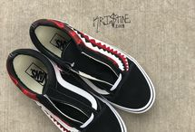 Vans shoes ❤️