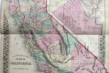 Antique Maps of Favorite Places / Antique maps from the 1500's early 20th centuries are terrific bargains. Let us help you find one of your favorite place either in the US or abroad.