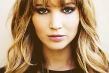 The Amazing Jennifer Lawrence / by Joanna L.