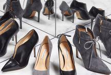 Roberto Festa / Zeitlos elegant, made in Italy: Die Schuhkollektionen von ROBERTO FESTA MILANO faszinieren durch formvollendetes Design und kleine, aber feine Details. Im Herbst/Winter 2016-17 spielt Veloursleder als Oberfläche und die Farben Grau, Schwarz und Bordeaux eine wichtige Rolle. Bei den Absätzen lassen sich zwei konträre Trends ausmachen: Zum einen sehr mondäne Stilettos bei spitzen Pumps und knöchelhohen Booties. ► http://bit.ly/KONEN-Roberto-Festa