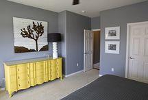 Lower floor remodel / by Sue Ruddy