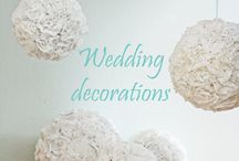 Wedding Ideas / by Robin Price Mattson