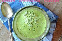 Green Smoothies Recipe